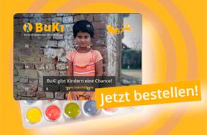 BuKi-Adventskalender jetzt bestellen!