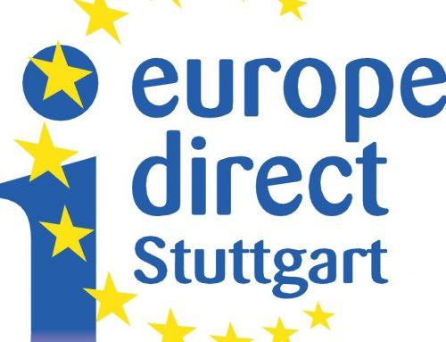 'Mit Bildung gegen Kinderarmut' – Vortrag von Stefan Zell bei Europe Direct Stuttgart