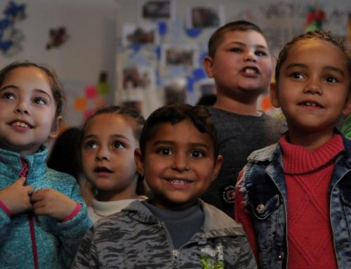 Wenn Kinderaugen strahlen – Nikolaus im BuKi-Haus