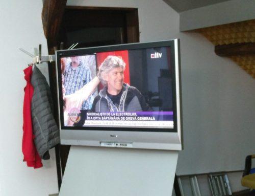 Informatia TV Satu Mare lädt zum Interview