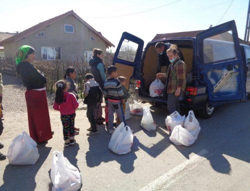 Lebensmittel-Nothilfen gestartet