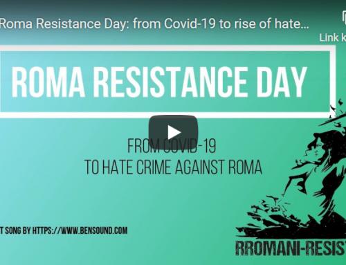 Von Covid-19 zur Hasskriminalität gegen Roma
