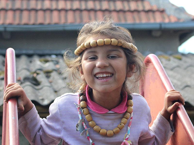 Kindersommer im BuKi-Haus Freude