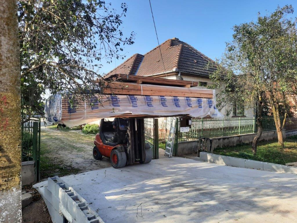 Ein Gartenhaus für die BuKi-Kinder