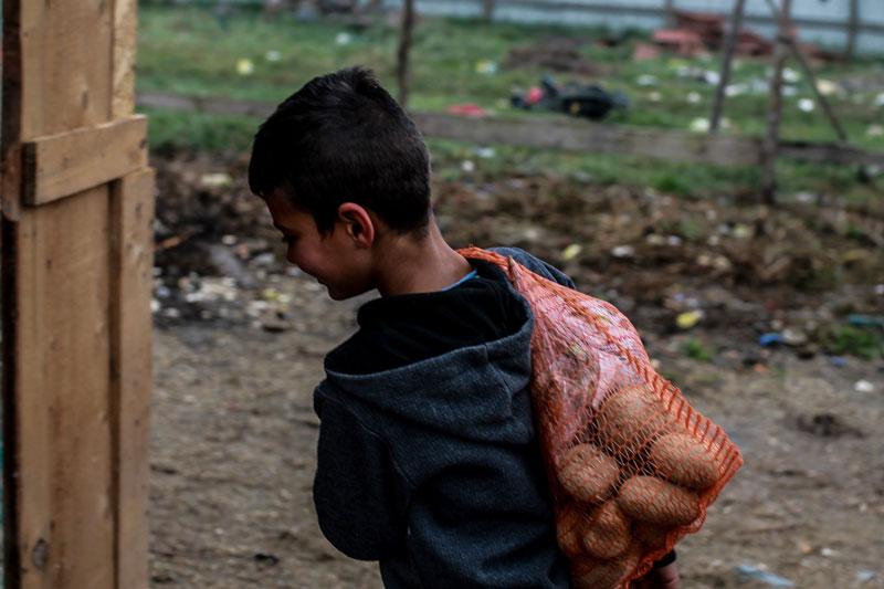 Soziale Arbeit im BuKi-Haus Kinder in Not helfen