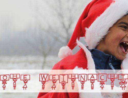Frohes Weihnachtsfest – auf dass die Leichtigkeit des Lebens zurückkehrt