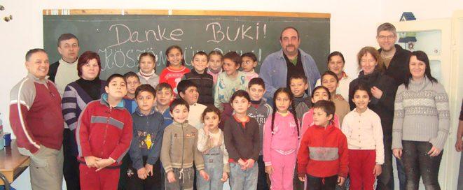 Eröffnung des BuKi-Hauses Kinderarmut bekämpfen