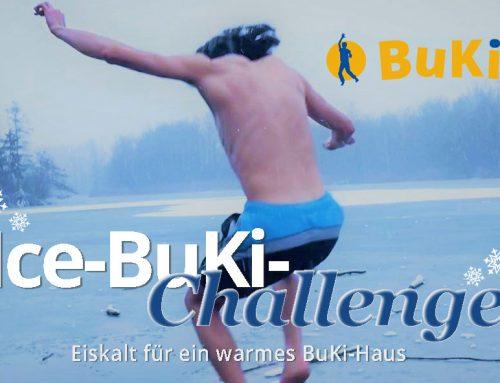 Die Ice-BuKi-Challenge – für ein warmes BuKi-Haus