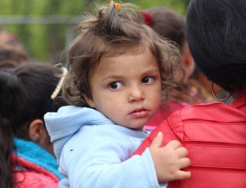 Kinderarmut: Lina kämpft sich auf die Beine