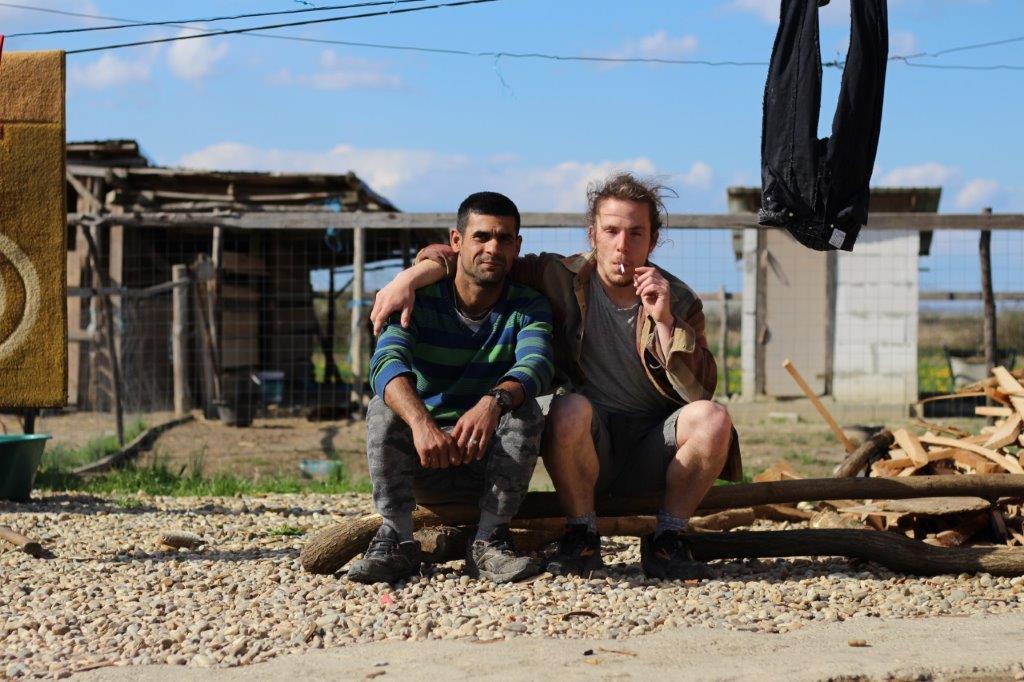 Dantin und Lukas