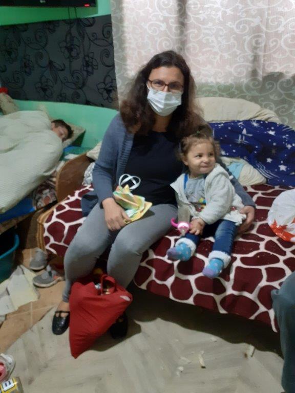 Kinderarmut: Lila kämpft sich auf die Beine