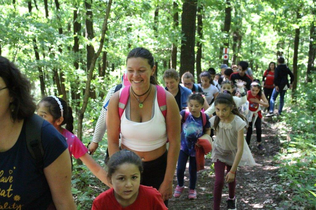 Wandern: Kindertag