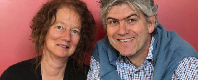 Stefan Zell und Heidi Haller Vorstände von BuKi