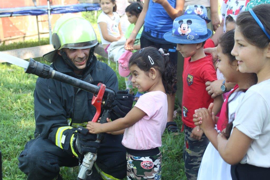 Sommerprogramm Feuerwehr