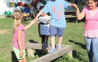 Balkenlaufen: Sommer der Begegnung