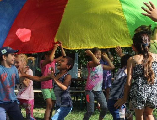 Sommer der Begegnung: Gartenrallye bei BuKi