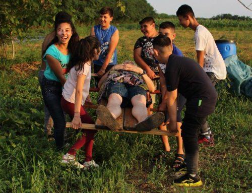 Gemeinsam sind wir stark: das erste BuKi-Zeltlager