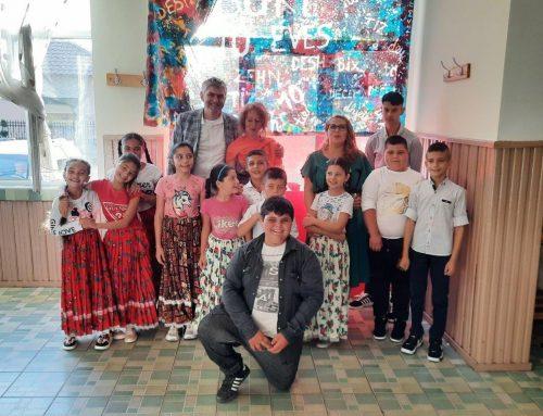 Offizielle Feier aus Anlass des 10-jährigen Bestehens des BuKi-Hauses in Cidreag